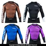 Do or Die Do or Die ProComp Supreme Ranked BJJ Rashguards
